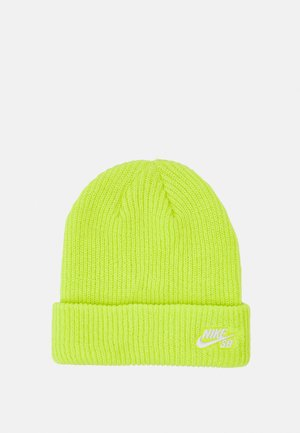 FISHERMAN BEANIE UNISEX 3 PACK - Berretto - cyber/white