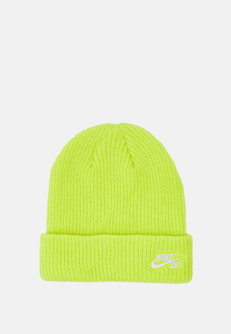 Nike SB - FISHERMAN BEANIE UNISEX 3 PACK - Czapka - cyber/white