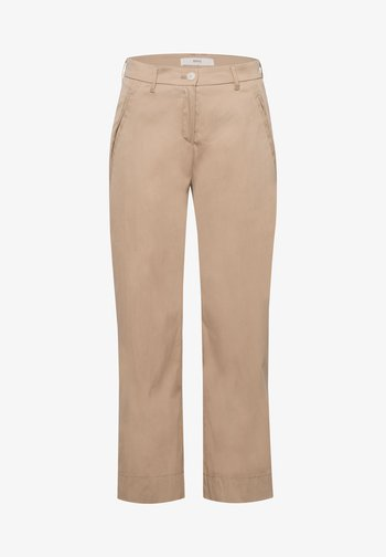 STYLE MAINE  - Trousers - brown