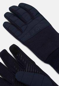 Tommy Hilfiger - GLOVES - Gloves - desert sky - 1
