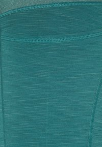 Sweaty Betty - SUPER SCULPT 7/8 YOGA LEGGINGS - Leggings - june bug green - 2