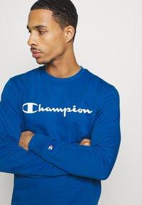 Champion - LEGACY CREWNECK - Sweater - blue - 3