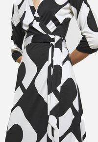 Diane von Furstenberg - ABIGAIL - Maxi dress - black - 7