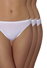 Schiesser - ESSENTIALS 3Pack - Slip - white - 0