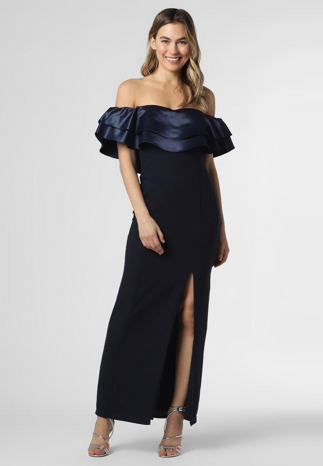 Suknia balowa - marine