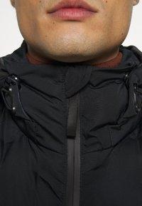 Solid - MARLO - Winter jacket - sulphur spring - 5
