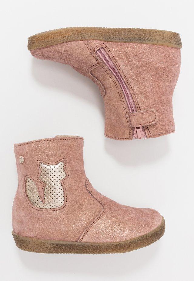 FOX - Støvler - rosa