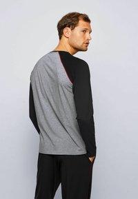 BOSS - Nachtwäsche Shirt - grey - 1