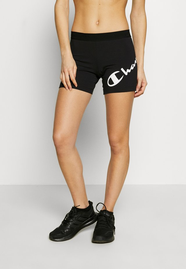 SHORTS - Collants - black