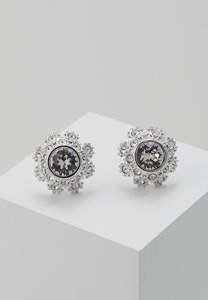 SERAA DAISY STUD EARRING - Earrings - silver-coloured/crystal