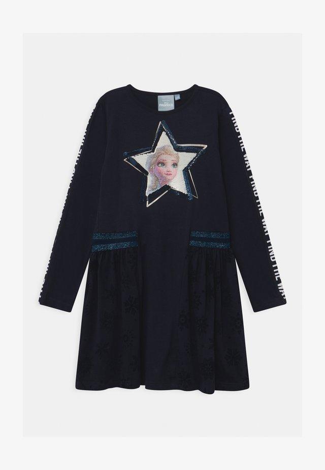 DISNEY FROZEN ELSA - Robe en jersey - blue