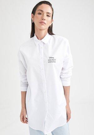 MICKEY & MINNIE  - Overhemdblouse - white