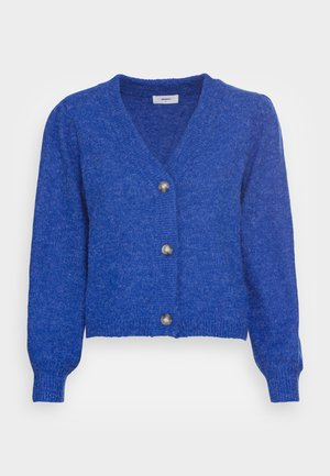 EVE NONSIA CARDIGAN - Cardigan - mazarine blue melange