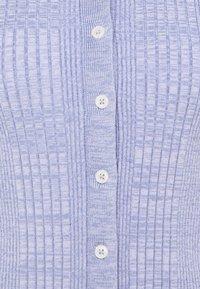 Monki - VERA CARDIGAN - Cardigan - blue - 6