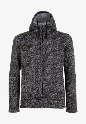 CHAMUERA ML - Zip-up hoodie - black