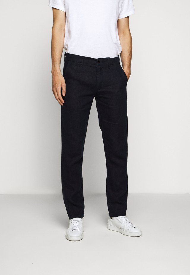 KARL  - Pantaloni - navy blue