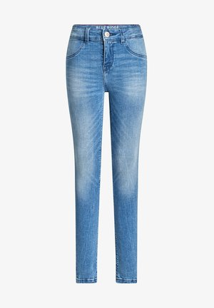 SUPERSKINNY - Jeggings - ice blue