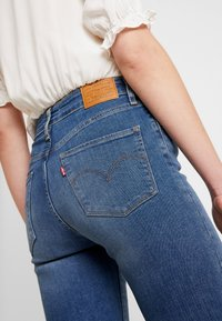 Levi's® - 721 HIGH RISE SKINNY - Jeans Skinny Fit - los angeles sun - 5