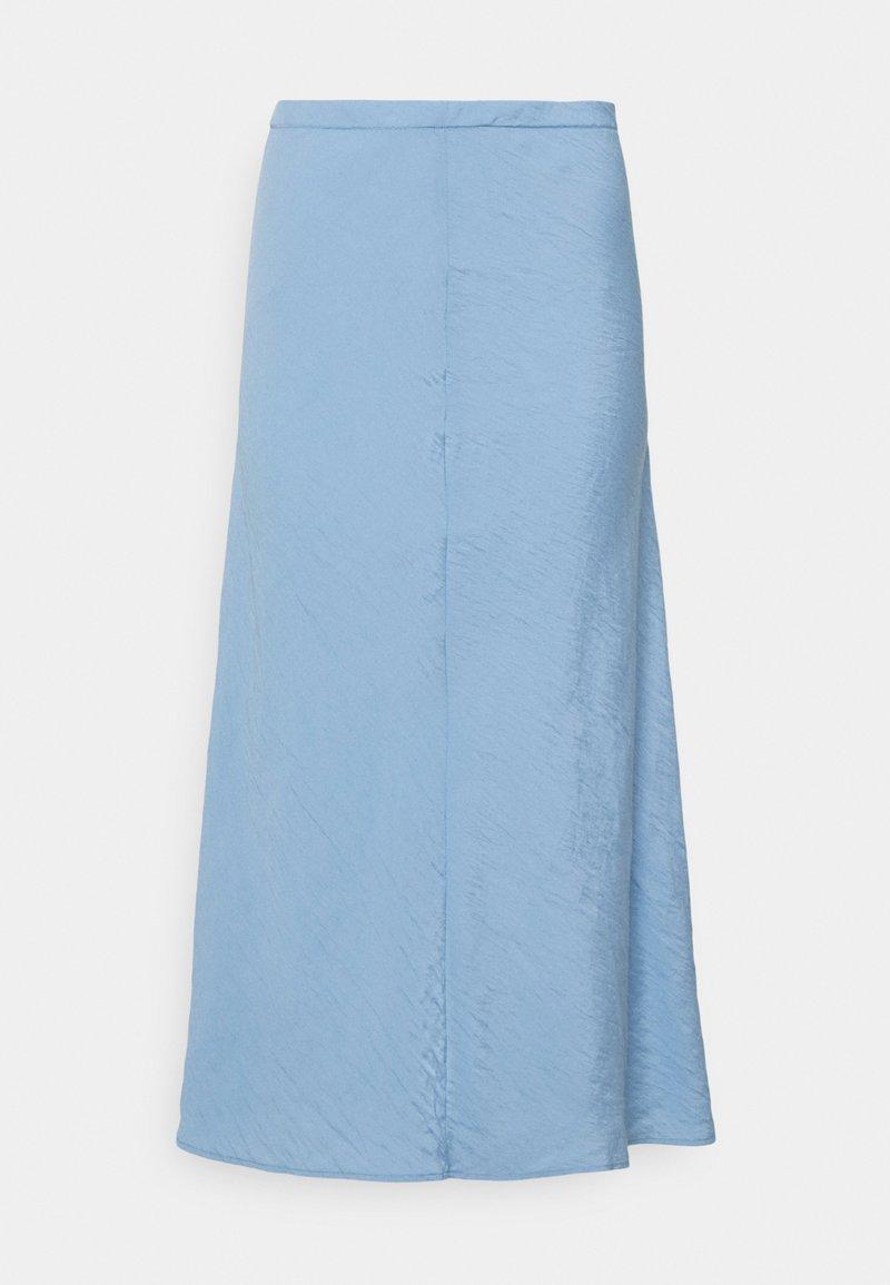 EDITED - LIDDY SKIRT - Maxi skirt - blau