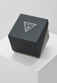 Guess - GENUINE DIAMOND - Zegarek - black - 3
