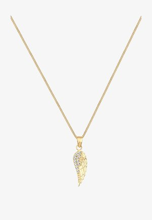 GLASS CRYSTAL - Ketting - gold-coloured