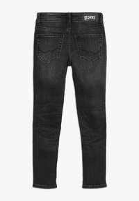 Jack & Jones Junior - JJILIAM JJORIGINAL - Jeans Skinny Fit - black denim - 1