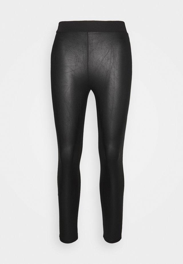 ONLCOCO MIX  - Leggings - black