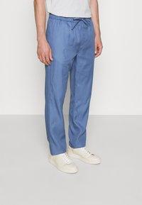 Frescobol Carioca - SPORT - Trousers - blue - 0