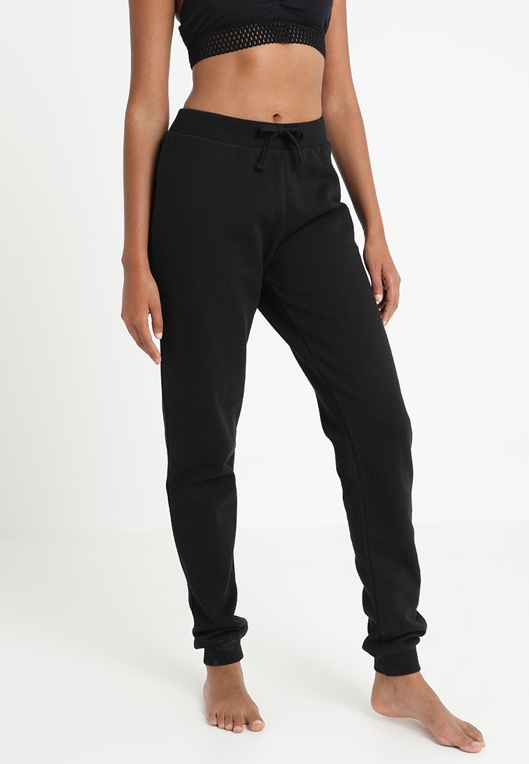 Zalando Essentials - Pyjama bottoms - black