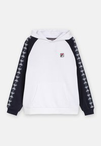 Fila - Felpa con cappuccio -  white - 2