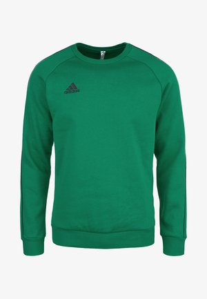 CORE ELEVEN FOOTBALL LONG SLEEVE PULLOVER - Sudadera - green