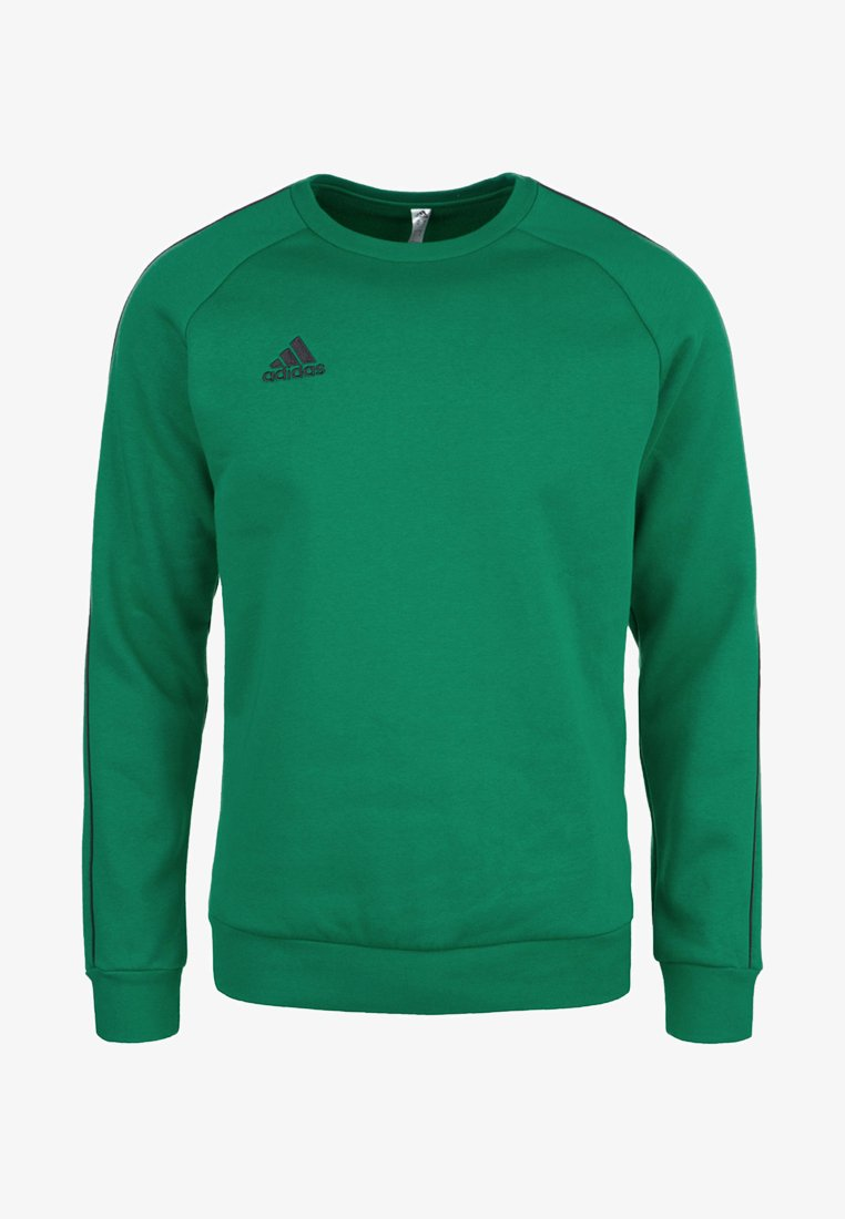 adidas Performance - CORE ELEVEN FOOTBALL LONG SLEEVE PULLOVER - Sweater - green