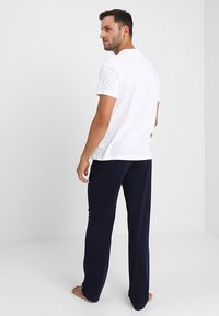 Polo Ralph Lauren - LIQUID - Pyjamasöverdel - white - 2
