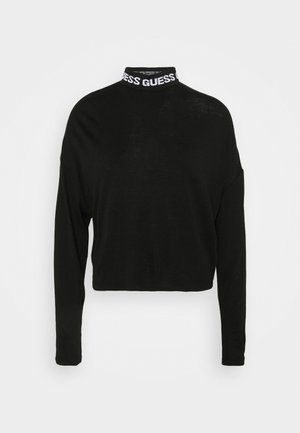 CHAHIDA - Long sleeved top - jet black