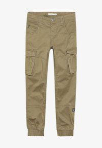 Name it - NITBAMGO PANT  - Cargobyxor - kelp - 3