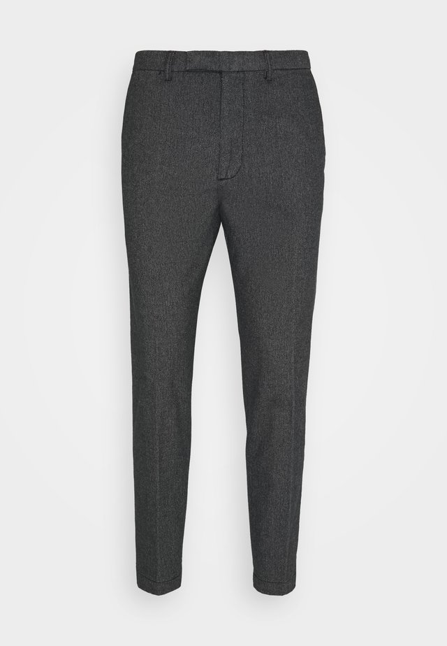 CIBEPPE TROUSER - Pantalones - light grey