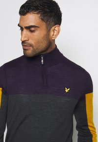 Lyle & Scott - MOFFAT - Jumper - observer grey - 4