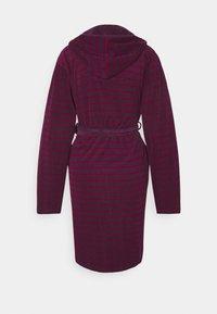Schiesser - Dressing gown - lilac - 1