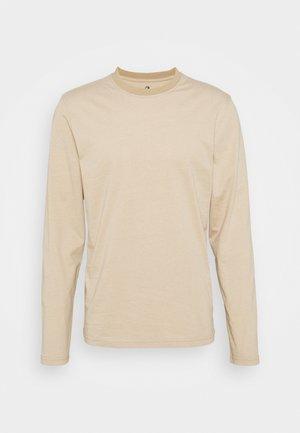 WANJIRU - Langærmede T-shirts - humus