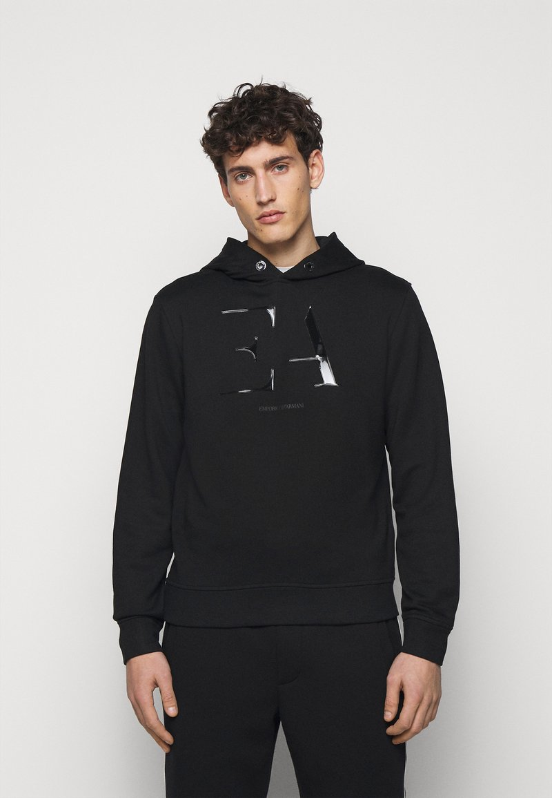 Emporio Armani - Sweatshirt - black