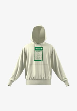TINKERB GRAPHICS SWEATSHIRT HOODIE - Sweater - off-white