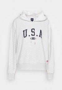 GAP - USA - Sweatshirt - light heather grey - 5