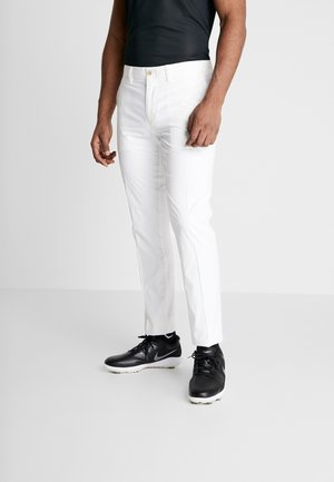 ELOF TIGHT FIT - Outdoor trousers - white