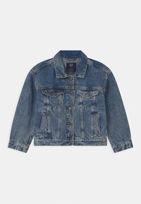 GAP - GIRL TEEN  - Giacca di jeans - blue denim - 0