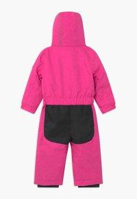 Killtec - OVERALL MINI - Snowsuit - neon pink - 1