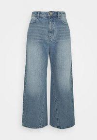 MICHAEL Michael Kors - PEGGD LEG - Straight leg jeans - blue denim - 5