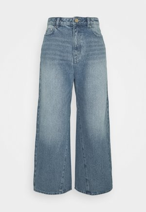 PEGGD LEG - Jean droit - blue denim