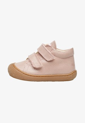 Touch-strap shoes - rosa