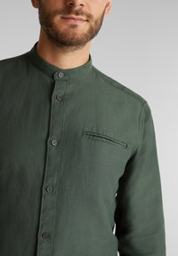 Esprit - WINTERWAFFL - Shirt - dark khaki - 4