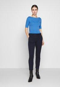 Lauren Ralph Lauren - Print T-shirt - blue - 1